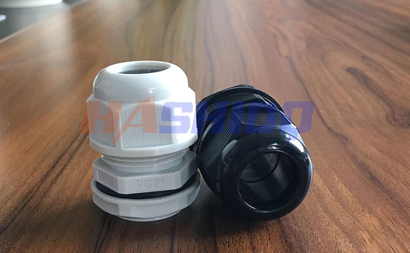 PG21尼龙电缆接头防水接头格兰头厂家直销 质量保障-- 浙江航仕电气有限公司