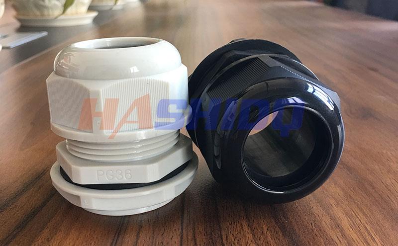 PG36尼龙电缆接头防水接头格兰头厂家直销 质量保障-- 浙江航仕电气有限公司