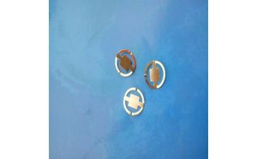 弹片银点_提供电子元器件电器电热器红铜端子弹片银点接触片