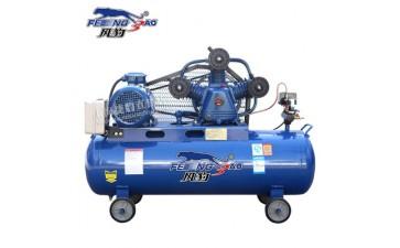 空气压缩机_上海7.5kw活塞式空压机0.9-8空气压缩机工业皮带式