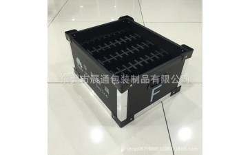 中空板周装箱_全新塑料绿色环保产品防静电中空板周装箱包装箱厂家生产-- 东莞市展通包装制品有限公司