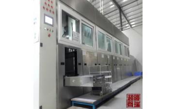 五金超声波清洗机_机械臂式全自动大型五金超声波清洗机-- 东莞市铠瑞超声自动化科技有限公司