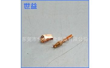 灯具配附件_厂家供应T5弹片 T8弹片 花瓶端子灯具配附件-- 东莞市世益五金制品有限公司