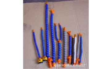可调塑料冷却管_可调塑料冷却管机床附件冷却管 供应塑料管 万向竹节管批发-- 盐山时利和机械配件加工厂