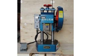 电动固定台_台式精密小型脚踏式jb04重型固定台微型4t可定制-- 佛山市欧帝仕精密机械有限公司