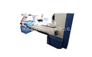 加工机械设备_楼梯加工机械设备 全自动一体数控木工机床-- 济南千江机械设备有限公司