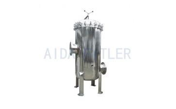 精密过滤器_精密过滤器 保安过滤器 滤芯洁净度高,对过滤介质无污染-- 新乡市艾达机械设备有限公司
