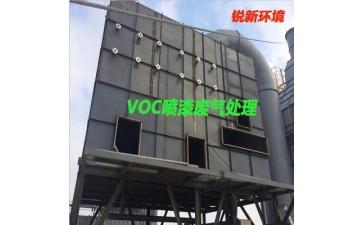 喷涂设备_voc工业废气催化燃烧设备 有机废气涂装治理-- 绍兴市锐新环境设备有限公司