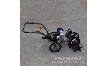 小型旋耕机_汽油旋微耕机 果园除草机 农业机械小型旋耕机-- 蒙阴成泰机械设备制造厂