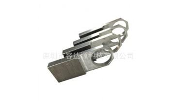 机械零部件_数控铣床批量 6061铝合金件产品精加工机械机器-- 深圳市容达源科技有限公司