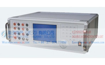 南澳电气专业生产NAQX高精度钳形万用检定测试装置-- 南澳电气(武汉)有限公司