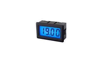 数显电压表_厂家供应半数显电压表电流表 精准小巧5v12v电源-- 上海幻通电器有限公司
