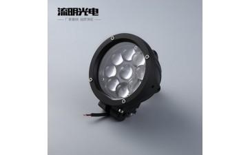 聚光铝合金led灯_特价供应 聚光铝合金led灯 多规格车用辅助-- 浙江流明光电有限公司