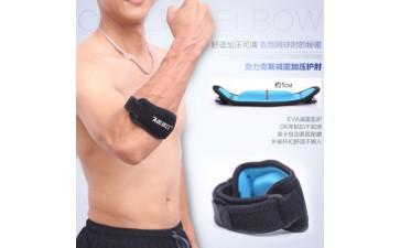 运动护肘_运动篮球护肘 加压网球可调节肘部防护海绵批发-- 扬州奥力克斯体育用品有限公司