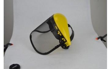防护面罩_割草机防护面罩 油锯工作面罩 园林作业防护 防尘面罩-- 永康市罗松园林机械有限公司