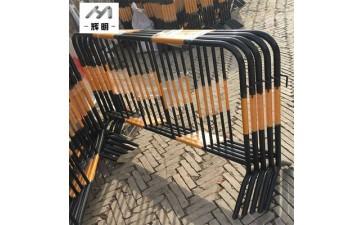 铁马护栏_市政铁马护栏 交通安全设施 移动防护铁马-- 廊坊辉明五金制品有限公司