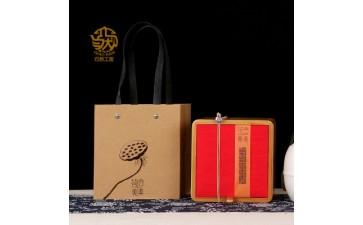 高档茶叶礼盒_高档茶叶半斤竹盒空盒竹制品小青柑包装定制logo-- 厦门巧然工贸有限公司