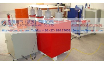 南澳电气专业生产NAICG全自动雷电脉冲冲击电流发生器-- 南澳电气(武汉)有限公司