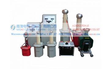 NAYDJ油浸式充气式干式交直流高压试验变压器耐压仪-- 南澳电气(武汉)有限公司