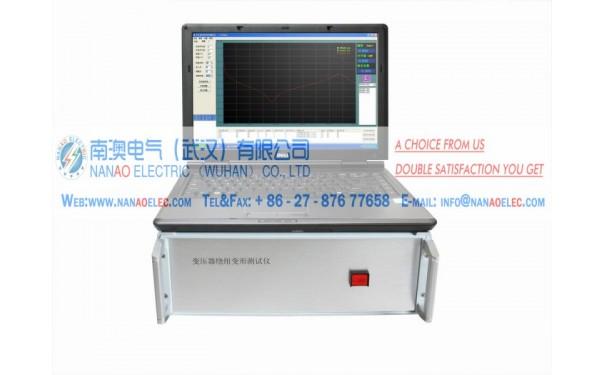 南澳电气专业生产NABX全自动变压器频响法绕组变形测试仪