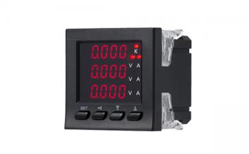 SC-9J4U 经济型LED三相电压表-- 上海苏超电子仪表有限公司