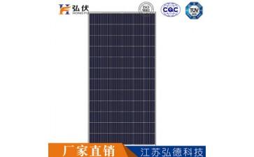 太阳能光伏_厂家直销 多晶太阳能 a级太阳能光伏 光伏电站板-- 江苏弘德科技发展有限公司