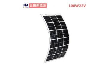 太阳能电池_可弯曲太阳能电池板 高效光伏 车顶太阳能-- 绍兴合田新能源有限公司