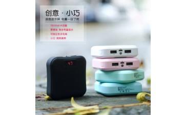 移动电源_厂家批发新款移动电源 礼品充电宝 小巧迷你一件代发-- 深圳市科戈尔电子科技有限公司