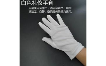 防护手套_独立阅兵手套.耐磨高品质防护作业-- 唐县泽浩劳保用品制造有限公司
