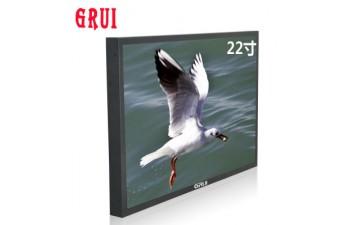 高清液晶监视器_22高清液晶监视器安防监控显示器电视墙机柜21.5寸-- 深圳市国瑞光电有限公司