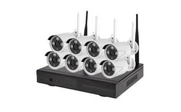 无线监控套装_无线监控套装 安防集成监控系统全套电商外贸出口-- 广州松电数码科技有限公司