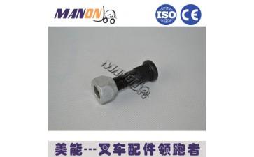 进口叉车配件_量大 转向轮毂螺丝 叉车配件批发-- 深圳市美能实业发展有限公司
