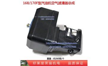 微耕机配件_168f空滤器汽油机配件 170f发动机空气滤清器 水泵微耕机-- 贺官春