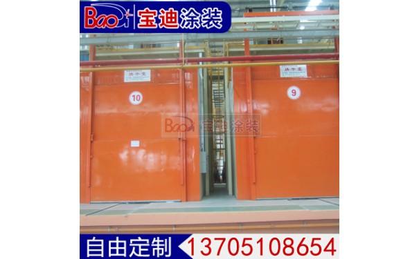 喷烤漆设备_厂家供应大中型客车烤漆房烘干室喷烤漆设备