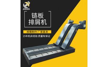 排屑输送线_精鑫机床链板排屑器排屑线整体输送线-- 盐山精鑫机床附件制造厂