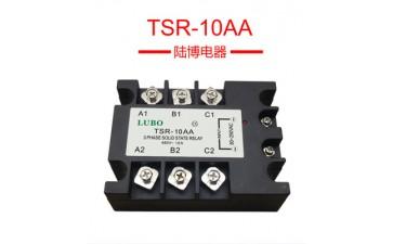 三相固态继电器_固态继电器 tsr-10aa 10a 480v 交流控制交流-- 乐清陆博电器厂