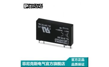 固态继电器_微型固态继电器-opt-24dc/24dc/2-2966595-- 菲尼克斯(中国)投资有限公司