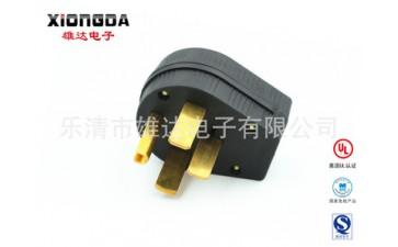 美式插头_供应美式四孔插头 125-250v工业插座插头 nema 14-50p-- 乐清市雄达电子有限公司