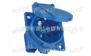 工业插头插座_新品上架欧式1601 航空插头 工业防爆插头插座-- 北京昌钢富达电器有限公司
