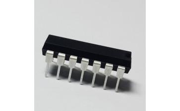 集成电路ic_dip14专业供应集成电路ic单片机 三合一ic批发-- 深圳市聚飞达电子有限公司
