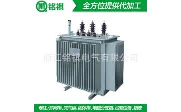 配电变压器_高散热配电变压器 s11系列节能电力-- 浙江铭祺电气有限公司