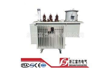 三相变压器_自动三相油浸式调压电力配电变压器-- 浙江富杰电气有限公司