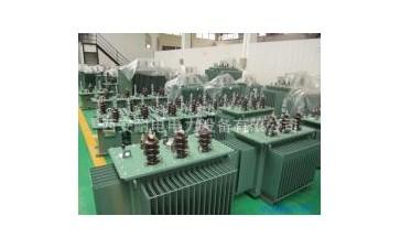 油浸式配电变压器_S11M-400KVA 10/0.4油浸式配电变压器-- 陕西久兴电气集团有限公司