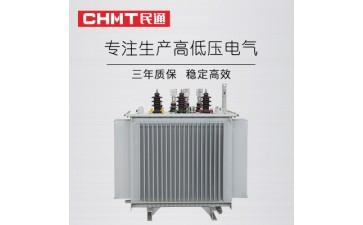 电力变压器_油浸式非晶合金铁芯配电变压器 电力配电变压器-- 浙江民通电气有限公司