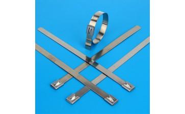 不锈钢扎带_量大 304白光不锈钢扎带金属扎带船用扎带4.6*350 100根批发