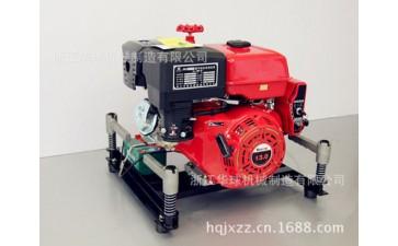 手抬机动消防泵_供应 手抬机动消防泵 JBQ5.5/10G型-- 浙江华球机械制造有限公司