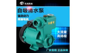 管道增压水泵_厂家 自吸清水空调抽水泵经济型管道增压水泵-- 台州乐淘泵业有限公司