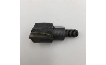 扩孔钻头_木门开孔器螺纹钻头 8毫米直径木板防盗门指纹锁安装扩孔