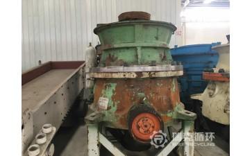 二手CC200MF圆锥破碎机出售-- 洛阳瑞克循环利用科技有限公司