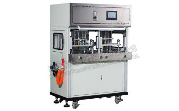 天赛LPMS 800M頂式注膠雙工位分體式低壓注膠機